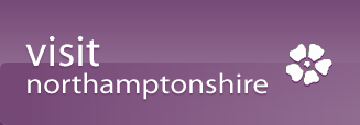 Visit Northamptonshire logo linking to homepage